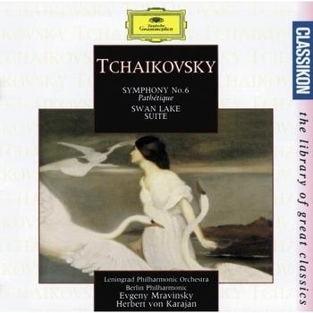 Tchaikovsky: Symphony No.6 Pathétique; Swan Lake Suite