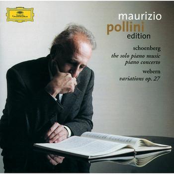 Schoenberg: Piano Works / Webern: Variations Op.27