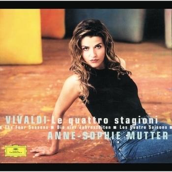Vivaldi: Le quattro stagioni / Tartini: Sonata in G minor Trillo del Diavolo