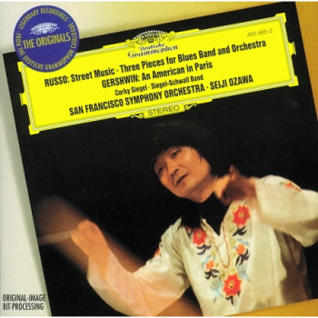 Russo: Street Music; Three Pieces / Gershwin: An American in Paris